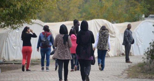 PKK'ya Sincar'da halk tepkisi