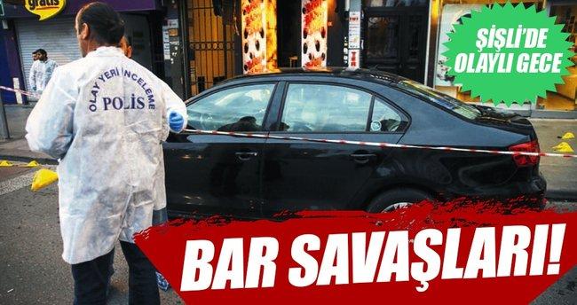 Barda silahlı çatışma: 1 ölü, 6 yaralı