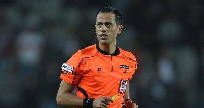 Alper Ulusoy'a UEFA'dan görev