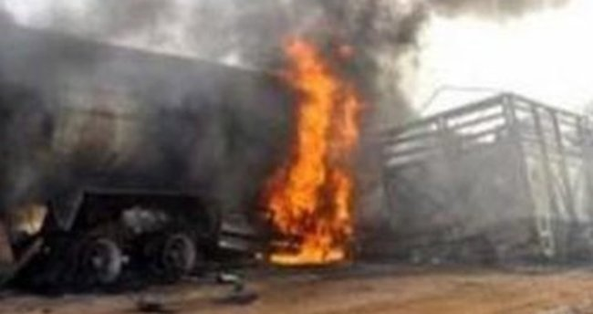 Yakıt tankerinde patlama: 73 ölü, 100 yaralı