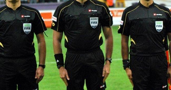 Konyaspor-Fenerbahçe maçının yardımcı hakemi değişti