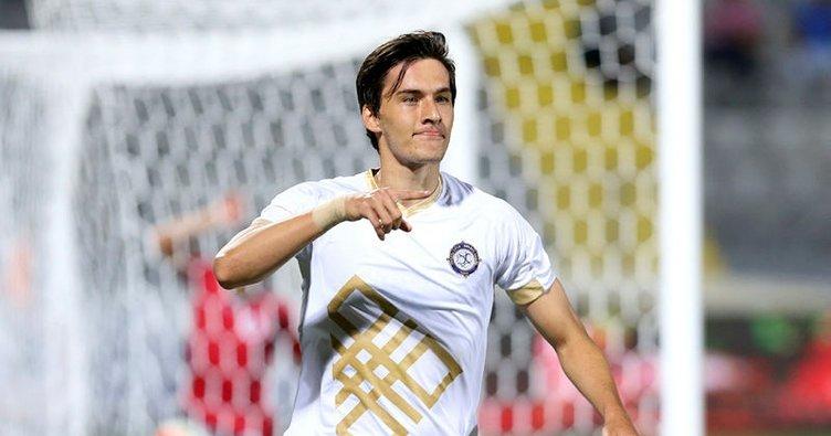 Umut Nayir'in hedefi Süper Lig'de kalıcı olmak