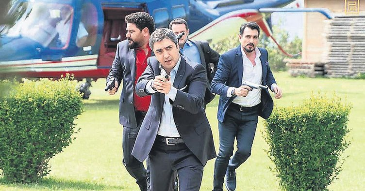 'Kurtlar Vadisi Vatan' filminin çekimleri başladı