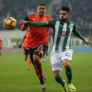 Bursaspor'a sahasında Adanaspor şoku