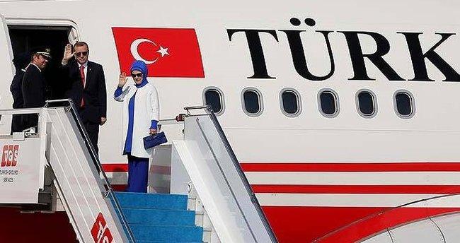 Cumhurbaşkanı Erdoğan, Pakistan ve Özbekistan'a gidecek
