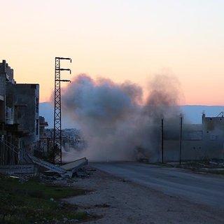 Hama'da sağlık merkezine ''klor gazlı'' saldırı!