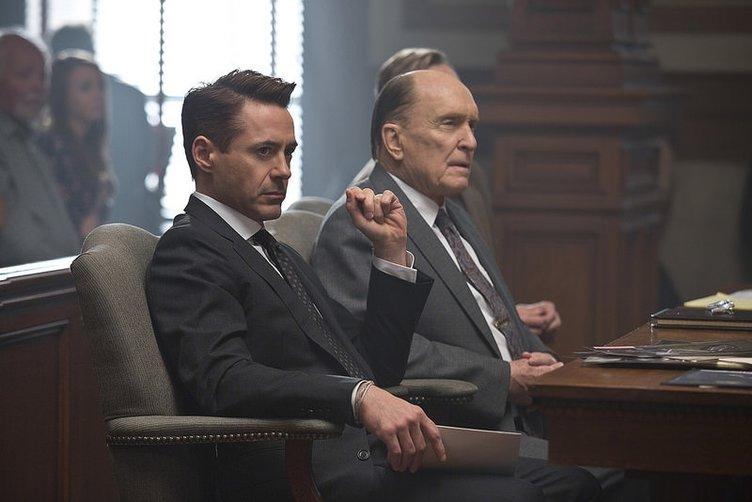 Yargıç filminden kareler
