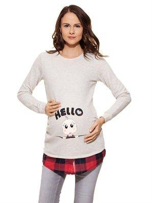 En beğenilen kışlık hamile kıyafetleri