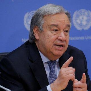 Guterres`ten flaş İsrail açıklaması!