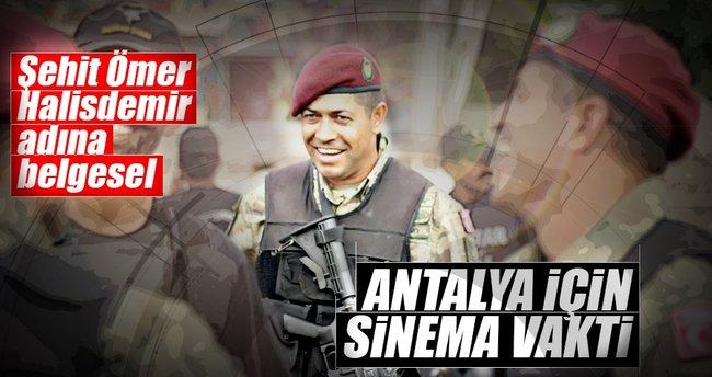 Antalya için sinema vakti