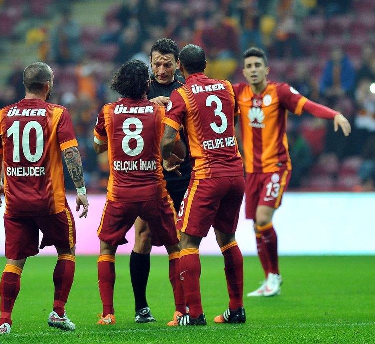Galatasaray - Diyarbarkıer Büyükşehir Belediyespor maçının fotoğrafları