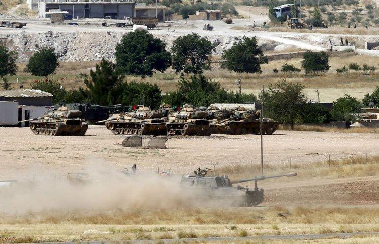 IŞİD tekrar Kobani'ye saldırdı