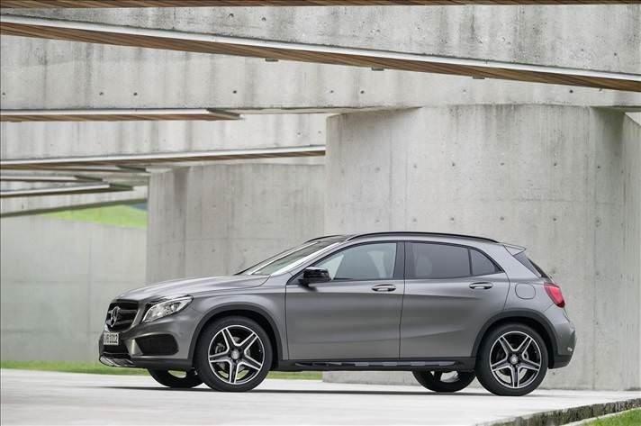 2014 Mercedes-Benz GLA-Serisi