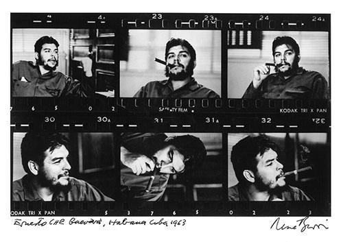 Che ve Picasso'nun fotoğrafçısı Rene Burri hayatını kaybetti