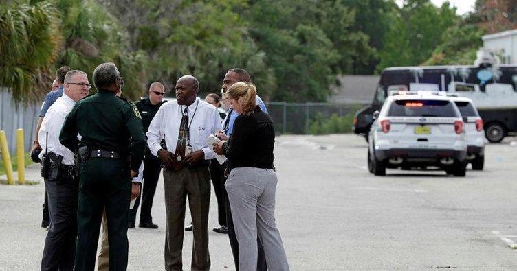 Orlando'da silahlı saldırı: 5 ölü