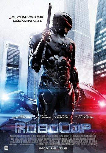 Robocop filminden kareler