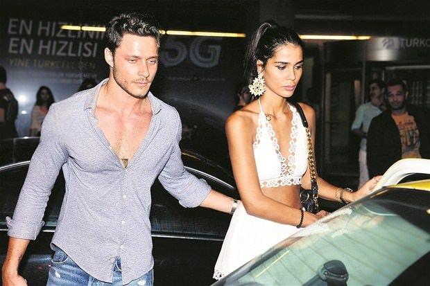 Lübnan'ın Kim Kardashian'ı İstanbul'da!