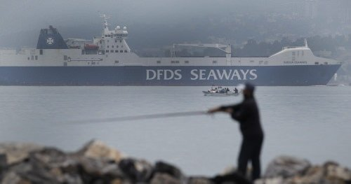 Patriotları taşıyan gemi Türkiye'de