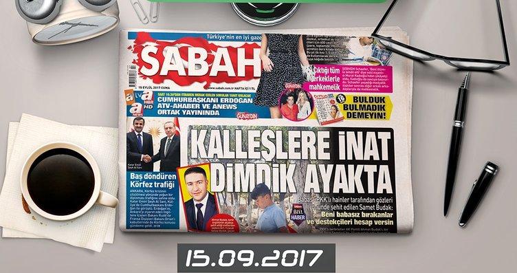 Sabah Gazetesi Yazarları bugün ne yazdı?...