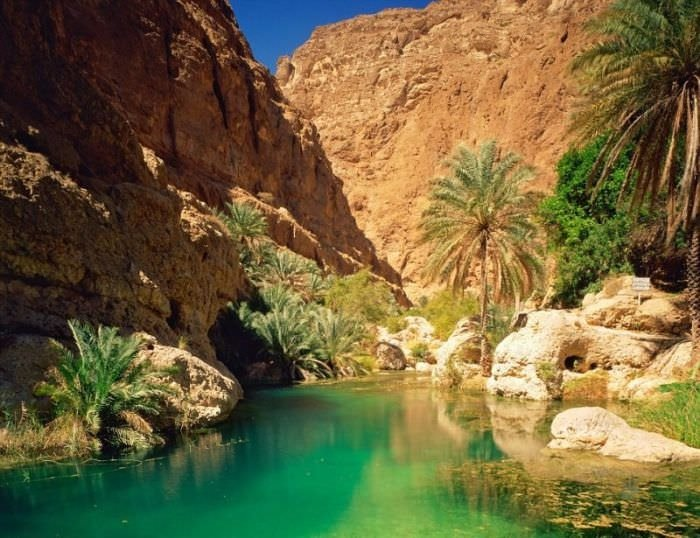 Arapların gizli cenneti