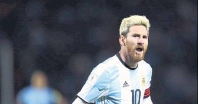 Messi'nin Arjantin rüyası