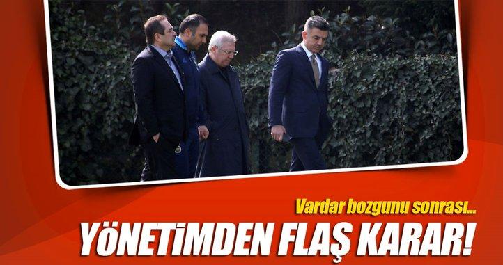 Vardar bozgunu sonrası Fenerbahçe'den flaş karar