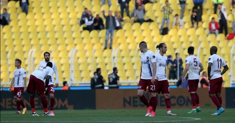 Trabzonspor'un kupa hasreti