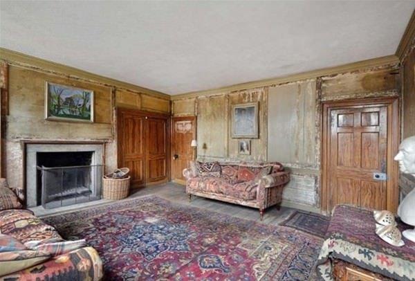 1741 yılından beri bu evde kimse oturmuyor!