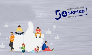 """""""50. Yılda 50 Startup"""" yarışmasına Edirne'den Hakkâri'ye kadar 59 ilden 680 startup başvurdu"""