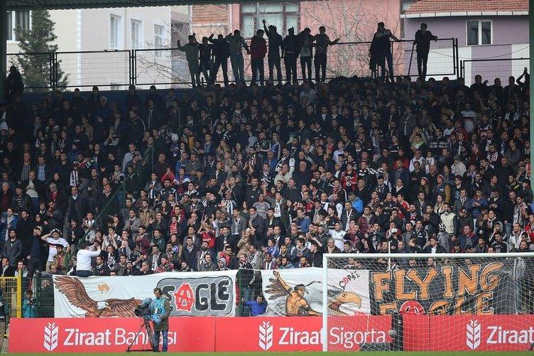 Sarıyer - Beşiktaş