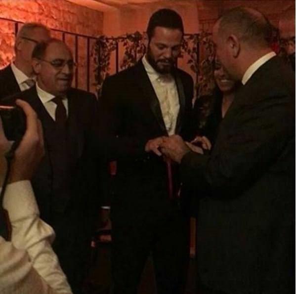 Atakan Arslan ile Serap Korkmaz'ın nişanından kareler