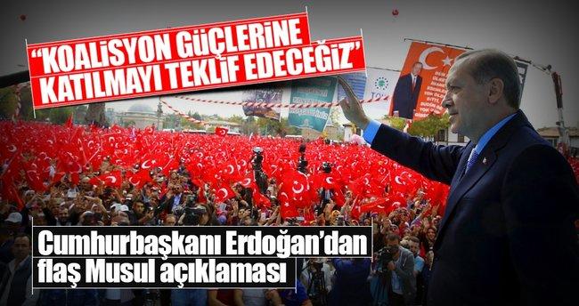 Cumhurbaşkanı Erdoğan Konya'da açılış törenine katıldı