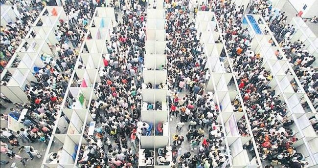 Çin'de sıradan bir gün!..