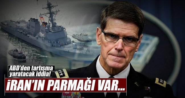 ABD'den tartışma yaratacak İran iddiası!