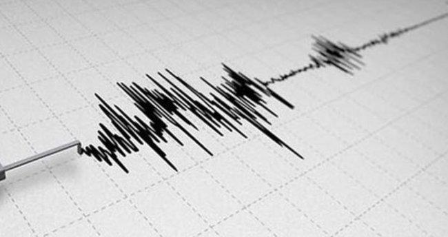 Arnavutluk'ta deprem