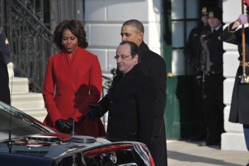 Obama'yı kıskandıran kareler