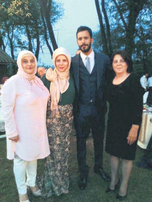 Gupse Özay, Barış Arduç'un ailesine girdi