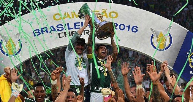 Brezilya'da Palmeiras şampiyon!