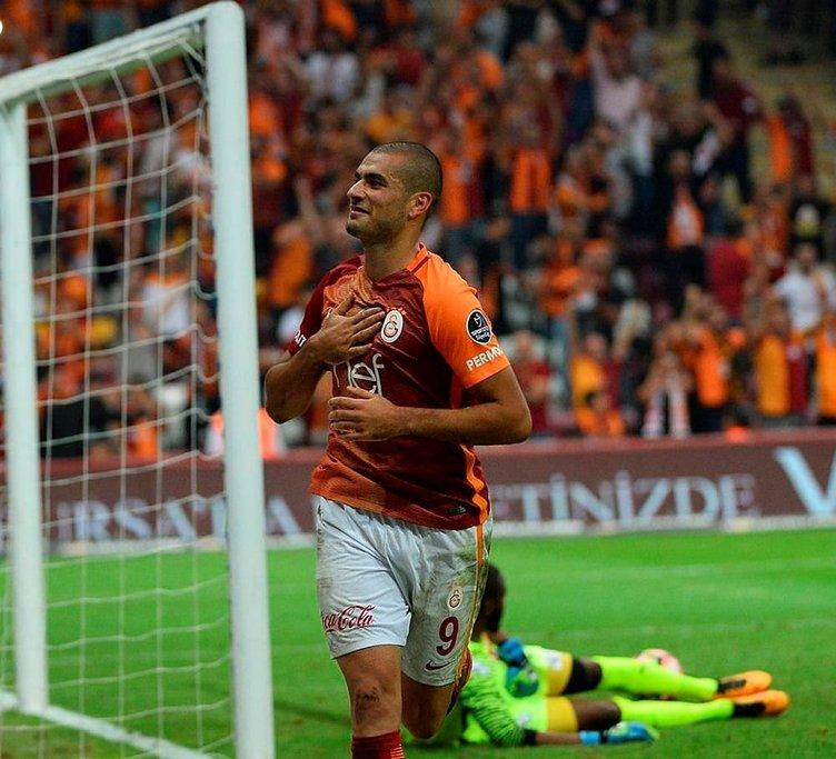 Eren Derdiyok, Fenerbahçe'nin golcülerini geride bıraktı!