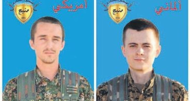 Biri ABD'li, 2 YPG'li havadan vuruldu