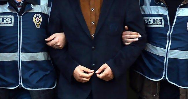 Uşak'ta Mahrem FETÖ'cülere operasyon