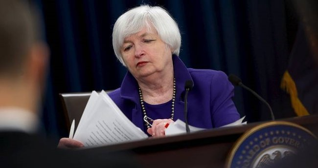 Dolar Yellen'i izliyor