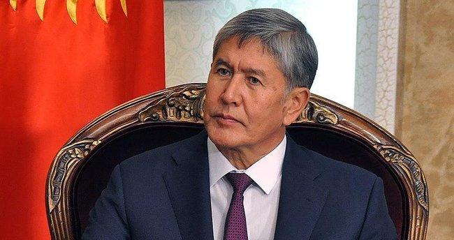 Rahatsızlanan Atambayev eylül sonuna kadar İstanbul'da kalacak