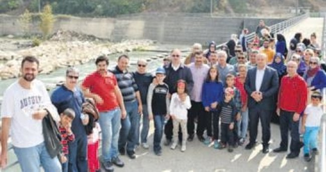 Üniversitelilerden Mustafakemalpaşa'ya teknik ziyaret