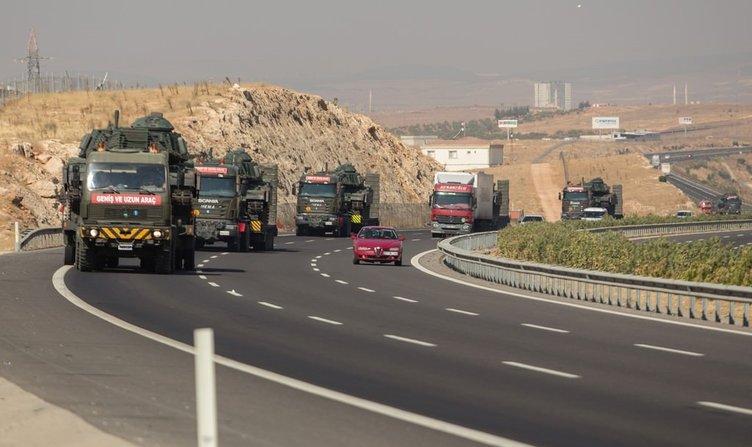 Batı'daki tanklar Doğu'ya kaydırılıyor
