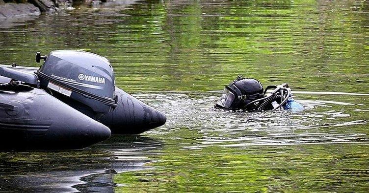 Central Park'ta iki ceset bulundu