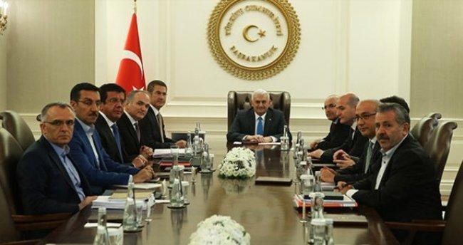 Ekonomi Koordinasyon Kurulu toplandı