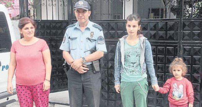 Şiddet mağduru Sevinç'e 24 saat polis koruması