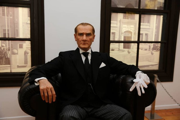 Atatürk'ün evi restore edildi