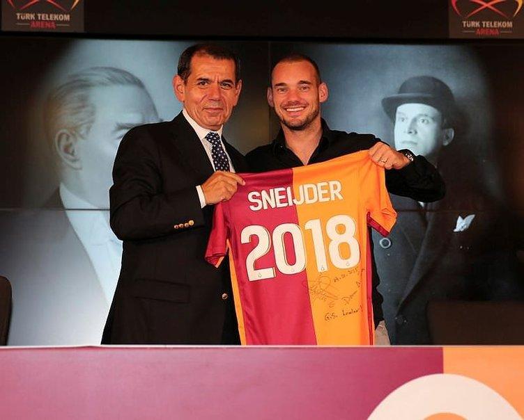 Galatasaray'dan gönderiliyor